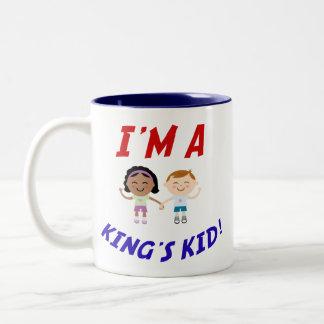 I m a King s Kid Mug