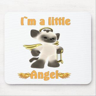 I`m a little angel mousemat