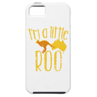 I m a little roo baby maternity cute design iPhone 5 cover