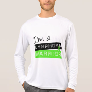 I m a Lymphoma Warrior T-shirts