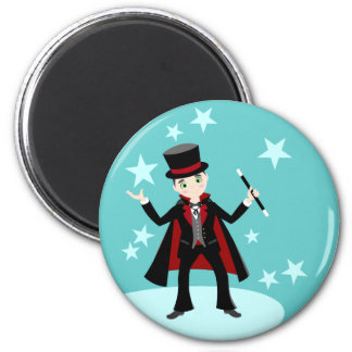 I m a magician refrigerator magnets