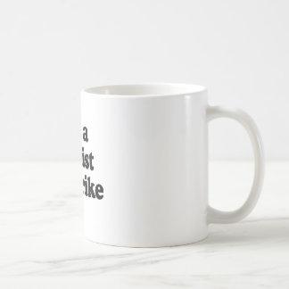 I m a nudist on strike mug