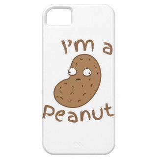 I m a PEANUT iPhone 5/5S Case