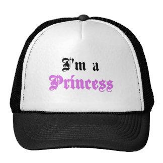 I m a Princess Hats