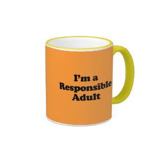 I m a Responsible Adult Coffee Mug