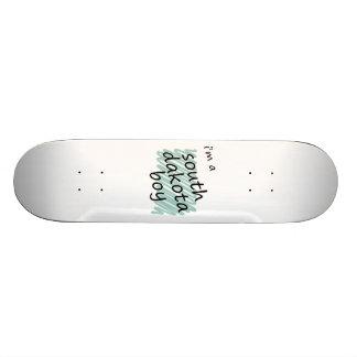 I m a South Dakota Boy Skateboard Deck