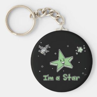 I m a Star - Keychain