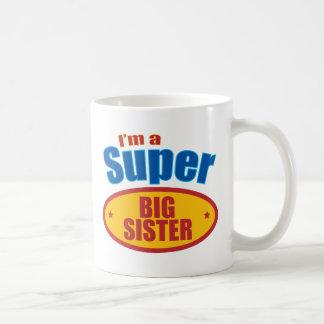 I m a Super Big Sister Coffee Mug