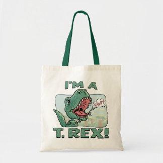 I m a T Rex Dinosaur Gift Ideas Bags