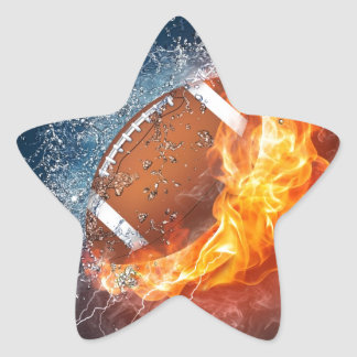I M ALL ABOUT FOOTBALL STAR STICKERS