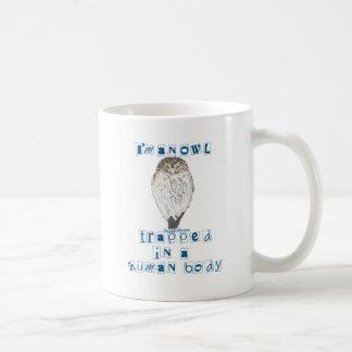 I m an Owl Coffee Mug
