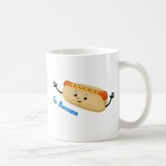 I m Awesome hotdog Mug