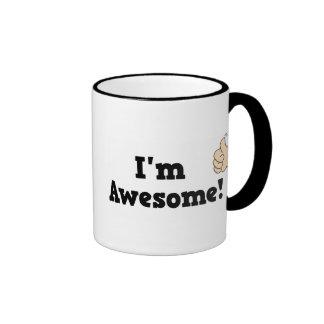 I m Awesome mug