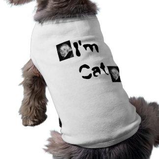 I m Cat Pet Tee