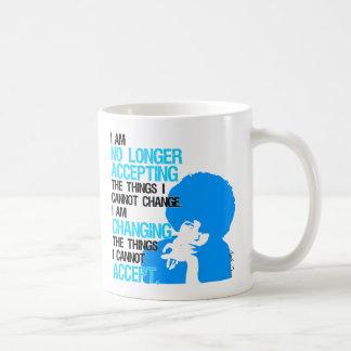 I'm Changing Things Classic Mug