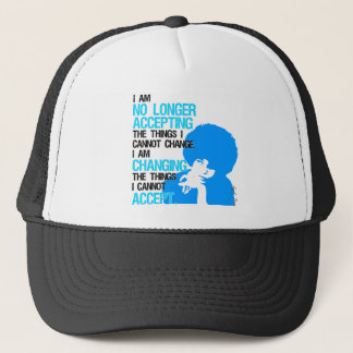 I'm Changing Things Trucker Hat