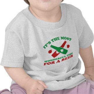 I'm Dreaming Of A Drunk Christmas Tshirts