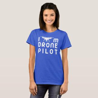 I M Drone Pilot Mark 2 T-Shirt