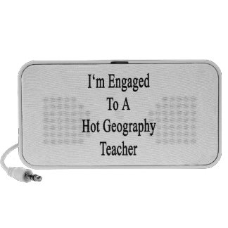I m Engaged To A Hot Geography Teacher Mp3 Speaker