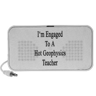 I m Engaged To A Hot Geophysics Teacher Portable Speakers