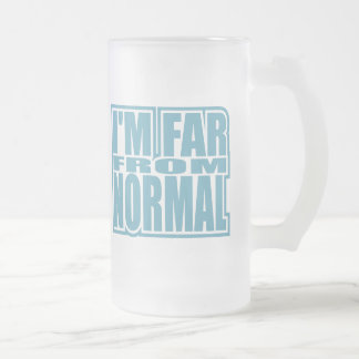 I m Far from Normal Coffee Mugs
