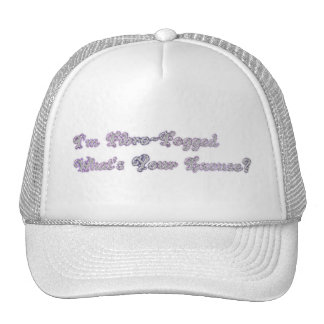 I m Fibro-Fogged Hat