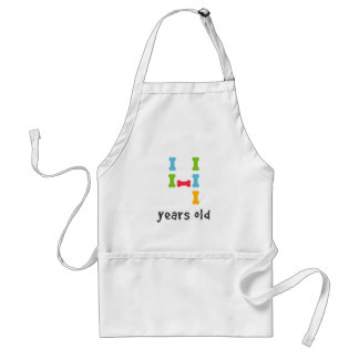 I m Four Years Old Aprons