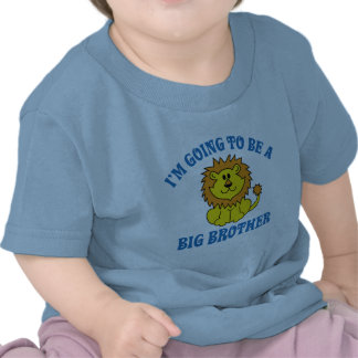 I m Going To Be A Big Brother T Shirts