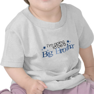 I m going to be a big brother tshirts