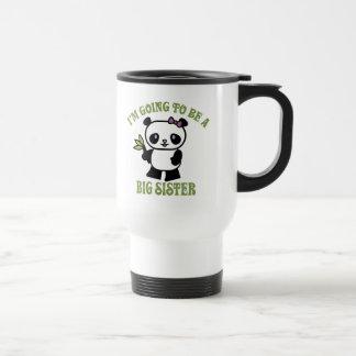 I m Going To Be A Big Sister Coffee Mug