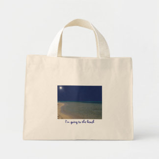 I m going to the beach bags