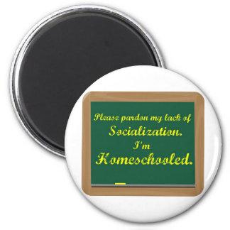 I m homeschooled magnets