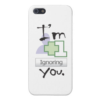 I m Ignoring You iPhone 4 icase Case For iPhone 5