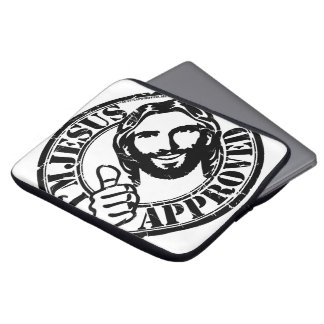 I m Jesus Approved Laptop Cover Laptop Computer Sleeve
