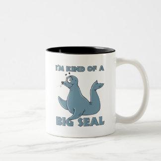 I'm Kind Of A Big Seal Coffee Mug