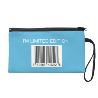 I m Limited Edition Barcode Wristlets