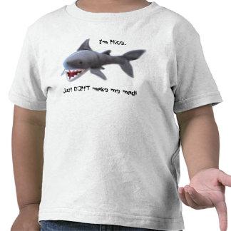 I m Nice Just DON T make me mad Tshirts