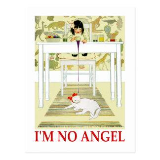 I m No Angel Postcards