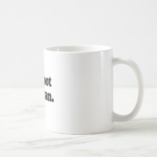 I m not a Pagan Mug