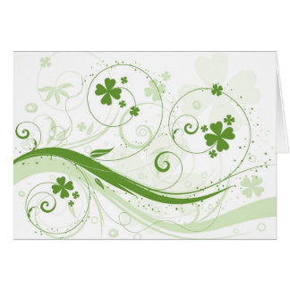 I m not Irish Kiss me anyway Cards