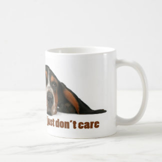 I m not lazy I just don t care Mugs