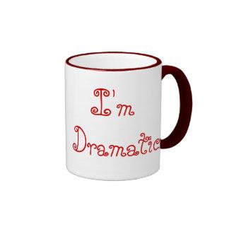 I m not Moody I m Dramatic Coffee Mug