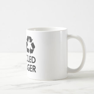 I'm Not Old, I'm a Recycled Teenager Coffee Mug
