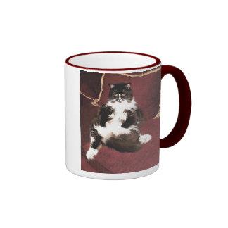 I m on this stupid card mugs
