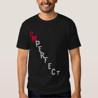 I, M, P, E, R, F, E, C, T, ' T-Shirt