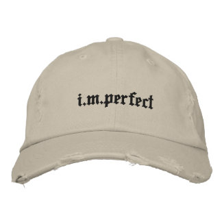 i.m.perfect baseball cap