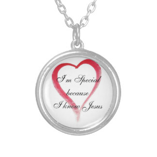 I m Special necklace