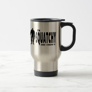 I m Squatchy Mugs
