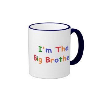 I m the Big Brother Coffee Mug