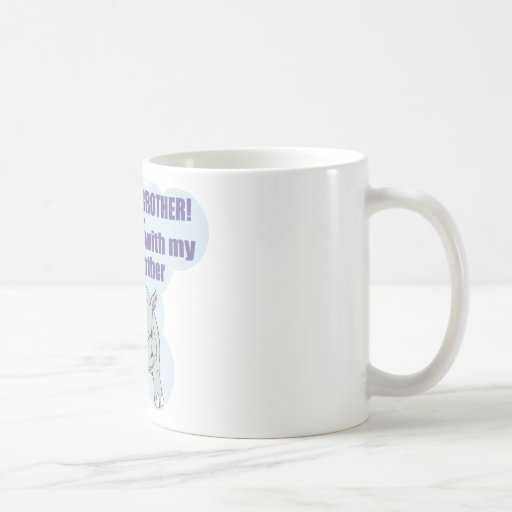 I'm the Big Brother, Don't Mess my Little Brother Mug